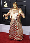 February 12, 2017 , Los Angeles, USA. 59EME GRAMMY AWARDS 2017, Ceelo Green@ the 59th Annual GRAMMY Awards held @ the Microsoft Theatre. <br /> ©Exclusivepix Media