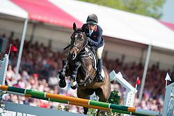 Taylor Izzy, (GBR), Allercombe Ellie<br /> CCI4* - Mitsubishi Motors Badminton Horse Trials 2016<br /> © Hippo Foto - Jon Stroud