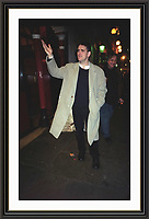 Matt Dillon Coach & Horses Soho 2002<br />  Museum-quality Archival signed Framed Print