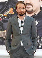 Tom Basden, David Brent: Life On The Road - World Film Premiere, Odeon Leicester Square, London UK, 10 August 2016, Photo by Brett D. Cove