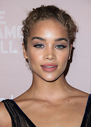 MANHATTAN, NEW YORK CITY, NY, USA - SEPTEMBER 13: Rihanna's 4th Annual Diamond Ball Benefitting The Clara Lionel Foundation held at Cipriani Wall Street on September 13, 2018 in Manhattan, New York City, New York, United States. 13 Sep 2018 Pictured: Jasmine Sanders. Photo credit: Image Press Agency/MEGA TheMegaAgency.com +1 888 505 6342