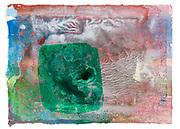 Acrylic on Khadi paper, 15.5 x 21.5 cm, 2020