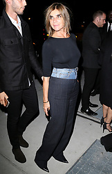 Celebrities arriving at Mert and Marcus party, Bella Hadid, Cindy Crawford and Adriana Lima. 07 Sep 2017 Pictured: Carine Roitfeld. Photo credit: MEGA TheMegaAgency.com +1 888 505 6342