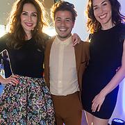 NLD/Amsterdam/20130826 - Nederlandse premiere film Borgman, Carice van Houten, Geza Weisz en Halina Reijn