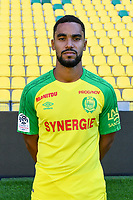 Koffi Djidji during photoshooting of Fc Nantes for new season 2017/2018 on September 18, 2017 in Nantes, France. (Photo by Philippe Le Brech/Icon Sport)