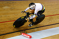 Women 500 mt Tilme Trial, Miriam Welte (Germany), during the Track Cycling European Championships Glasgow 2018, at Sir Chris Hoy Velodrome, in Glasgow, Great Britain, Day 5, on August 6, 2018 - Photo luca Bettini / BettiniPhoto / ProSportsImages / DPPI<br /> - Restriction / Netherlands out, Belgium out, Spain out, Italy out -