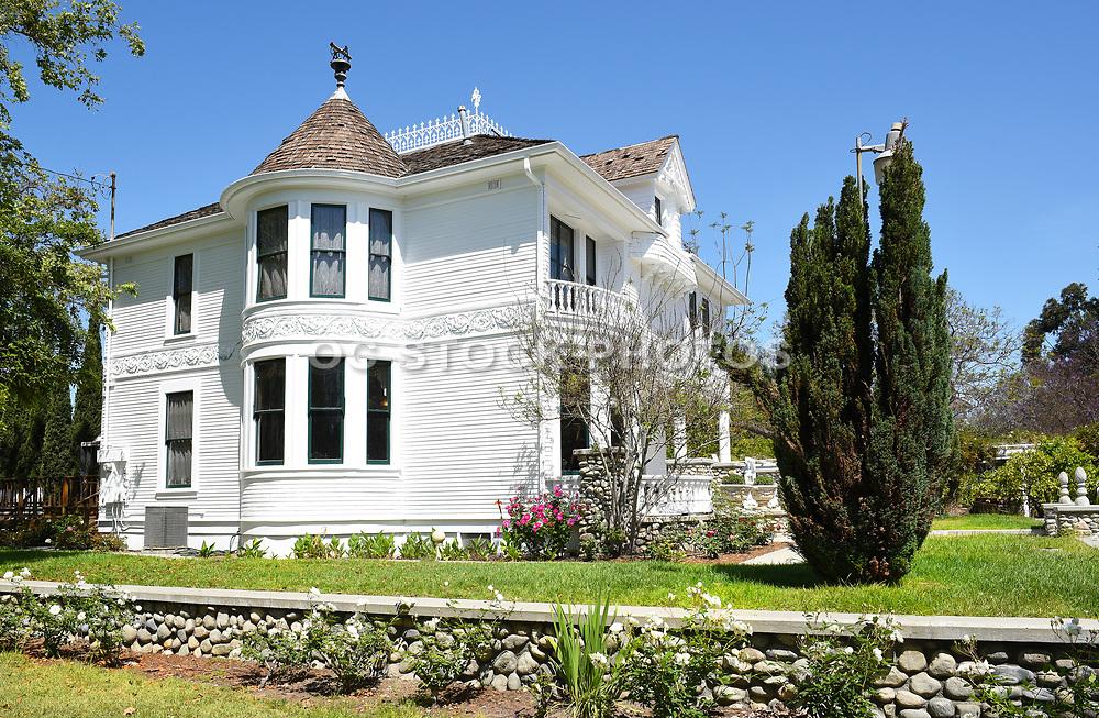 H. Clay Kellogg House at the Santa Ana Heritage Museum