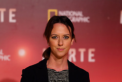 November 8, 2016 - Roma, RM, Italy - Italian actress Caterina Guzzanti during Red Carpet of the premier of Mars, the largest production ever made by National Geographic  (Credit Image: © Matteo Nardone/Pacific Press via ZUMA Wire)