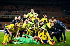 Italy v Sweden - 13 Nov 2017