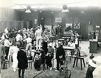 1918 Filming at Christie Studios