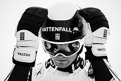 February 8, 2019 - …Re, SWEDEN - 190208 Felix Monsén of Sweden at a men's downhill training session during the FIS Alpine World Ski Championships on February 8, 2019 in Ã…re..Photo: Joel Marklund / BILDBYRÃ…N / kod JM / 87852 (Credit Image: © Joel Marklund/Bildbyran via ZUMA Press)