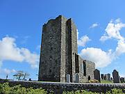 Baldongan Church and Tower, Skerries, Dublin, c.13th century a.d,