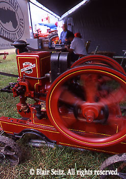 Perry County, PA, County Fair, Livestock and Antique Farm Equipment