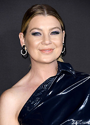 October 22, 2018 - Los Angeles, CA, U.S. - 22 October 2018 - Los Angeles, California - Ellen Pompeo . 2018 InStyle Awards held at The Getty Center. Photo Credit: Birdie Thompson/AdMedia (Credit Image: © Birdie Thompson/AdMedia via ZUMA Wire)