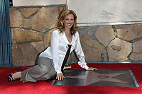 5/6/2009 Marlee Matlin poses at her Hollywood Walk of Fame ceremony