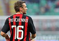 "Andriy Shevchenko (Milan)<br /> Milano 07/12/2008 Stadio ""Giuseppe Meazza"" <br /> Campionato di Calcio Serie A 2008/2009<br /> Milan-Catania (1-0)<br /> Foto Noe Insidefoto"