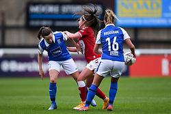 Carla Humphrey of Bristol City Women - Mandatory by-line: Ryan Hiscott/JMP - 18/10/2020 - FOOTBALL - Twerton Park - Bath, England - Bristol City Women v Birmingham City Women - Barclays FA Women's Super League