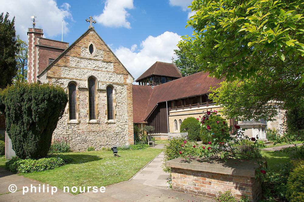 St Mary's Church, Barnes