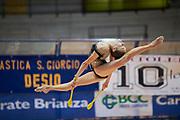 Giulia Bricchi of Team Italia during a training session in Desio, 08 February 2020.