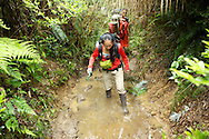 Mud..Jialuo Lake, May, 2013