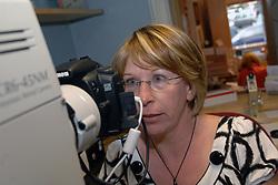 Optometrist at a private clinic; Bradford UK