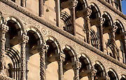 Detail of Lucca's Duomo