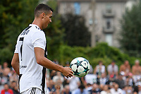 Cristiano Ronaldo <br /> Villar Perosa 12-08-2018 Football Calcio 2018/2019 Friendly Match - Amichevole Juventus A Vs Juventus B foto OnePlusNine/Insidefoto