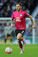 Peterborough's Jon Taylor in action. The Emirates FA Cup, 4th round match, West Bromwich Albion v Peterborough Utd at the Hawthorns stadium in West Bromwich, Midlands on Saturday 30th January 2016. pic by Carl Robertson, Andrew Orchard sports photography.