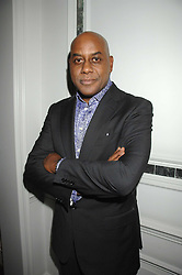 AINSLEY HARRIOTT at a party to promote The Landau at The Langham, Portland Place, London W1 on 7th February 2008.<br /><br />NON EXCLUSIVE - WORLD RIGHTS