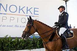 Cox Karel, BEL, Dublin van Overis<br /> Knokke Hippique 2018<br /> © Hippo Foto - Sharon Vandeput<br /> 1/07/18