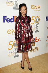 March 9, 2019 - Los Angeles, CA, USA - LOS ANGELES - MAR 9:  Meta Golding at the 50th NAACP Image Awards Nominees Luncheon at the Loews Hollywood Hotel on March 9, 2019 in Los Angeles, CA (Credit Image: © Kay Blake/ZUMA Wire)
