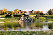 St. Louis Missouri MO USA, The St. Louis museum of Art in Forest Park
