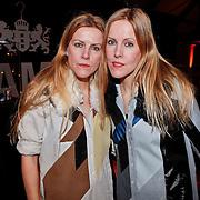 NLD/Amsterdam/20110127 - AIFW winter 2011, show Spijkers en Spijkers, Truus en Riet Spijkers