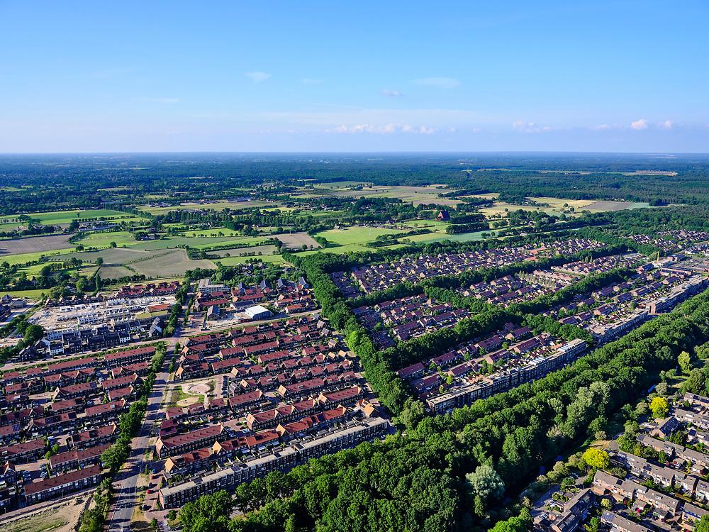 Nederland, Gelderland, Gemeente Ede, 14–05-2020; Kernhem, nieuwbouwwijk Ede<br /> <br /> luchtfoto (toeslag op standaard tarieven);<br /> aerial photo (additional fee required)<br /> copyright © 2020 foto/photo Siebe Swart