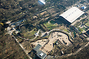 Nederland, Utrecht, Rhenen, 11-02-2008; .Ouwehands dierenpark, zoo, attractiepark, dierentuin, speeltuin en avonturenpark..luchtfoto (toeslag); aerial photo (additional fee required); .foto Siebe Swart / photo Siebe Swart.