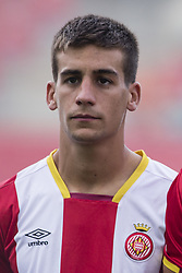 August 15, 2017 - Girona, Spain - Portrait of Pere Pons from Spain of Girona FC during the Costa Brava Trophy match between Girona FC and Manchester City at Estadi de Montilivi on August 15, 2017 in Girona, Spain. (Credit Image: © Xavier Bonilla/NurPhoto via ZUMA Press)