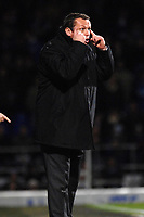 Photo: Ashley Pickering/Sportsbeat Images.<br /> Ipswich Town v Barnsley. Coca Cola Championship. 01/12/2007.<br /> Ipswich manager Jim Magliton asks his players to concentrate