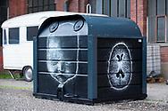 Street art in Mulhouse, France © Rudolf Abraham