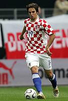 Fotball<br /> Treningskamp<br /> Kroatia v Polen<br /> 03.06.2006<br /> Foto: imago/Digitalsport<br /> NORWAY ONLY<br /> <br /> Niko Kranjcar (Kroatien)