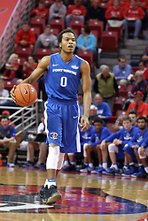 14 November 2016:  Mo Evans(0) during an NCAA  mens basketball game between the Indiana Purdue Fort Wayne Mastodons the Illinois State Redbirds in Redbird Arena, Normal IL
