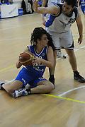 DESCRIZIONE : Roma Acqua Acetosa amichevole Nazionale Italia Donne<br /> GIOCATORE : Maria Laterza<br /> CATEGORIA : difesa curiosita<br /> SQUADRA : Nazionale Italia femminile donne FIP<br /> EVENTO : amichevole Italia<br /> GARA : Italia Lazio Basket<br /> DATA : 27/03/2012<br /> SPORT : Pallacanestro<br /> AUTORE : Agenzia Ciamillo-Castoria/GiulioCiamillo<br /> Galleria : Fip Nazionali 2012<br /> Fotonotizia : Roma Acqua Acetosa amichevole Nazionale Italia Donne