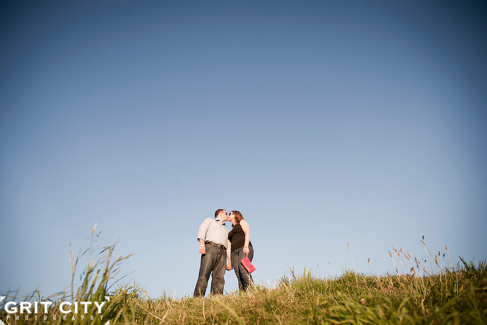 Grit City Photography | Tacoma engagement session.