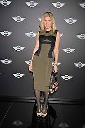 Monday 18th November 2013 saw a host of London hipsters, social faces and celebrities, gather together for the much-anticipated World Premiere of the brand new MINI.<br /> Attendees were among the very first in the world to see and experience the new MINI, exclusively revealed to guests during the party. Taking place in the iconic London venue of the Old Sorting Office, 21-31 New Oxford Street, London guests enjoyed a DJ set from Little Dragon, before enjoying an exciting live performance from British band Fenech-Soler.<br /> Picture Shows:-HOFIT GOLAN