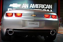 09 February 2006:  Chevrolet Camero Concept Vehicle.....Chicago Automobile Trade Association, Chicago Auto Show, McCormick Place, Chicago IL