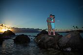 Maui Honeymoon Session | Kayla & Ryon