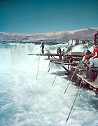 Ackroyd C00084-3. Celilo Falls September 13, 1952