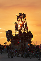 I'm always compelled to shoot Robot Heart because there are always so many people having so much fun out there. My Burning Man 2018 Photos:<br />
