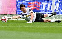 Fotball<br /> Italia<br /> Foto: Insidefoto/Digitalsport<br /> NORWAY ONLY<br /> <br /> Gianluigi Buffon (Juventus)<br /> <br /> 09.05.2010<br /> Juventus vParma 2-3<br /> Campionato di Serie A Tim 2009-10