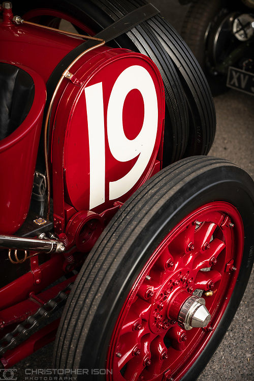 Car number 19.<br /> Picture date: Saturday April 6, 2019.<br /> Photograph by Christopher Ison ©<br /> 07544044177<br /> chris@christopherison.com<br /> www.christopherison.com