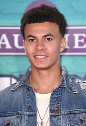 Deli Alli arriving at the MTV Europe Music Awards 2017 held at The SSE Arena, London. Photo credit should read: Doug Peters/EMPICS Entertainment